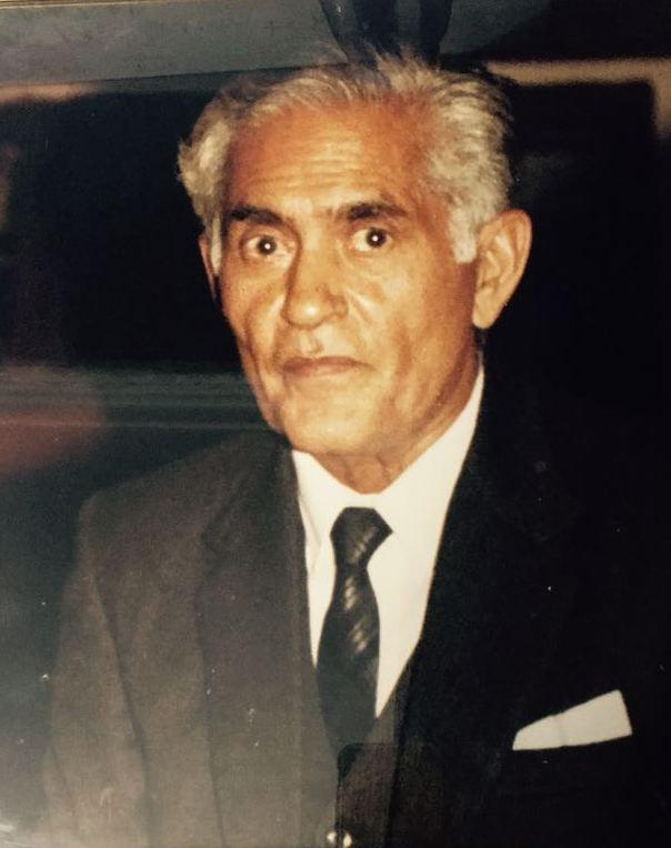 Late Mr. S K Chaudhri