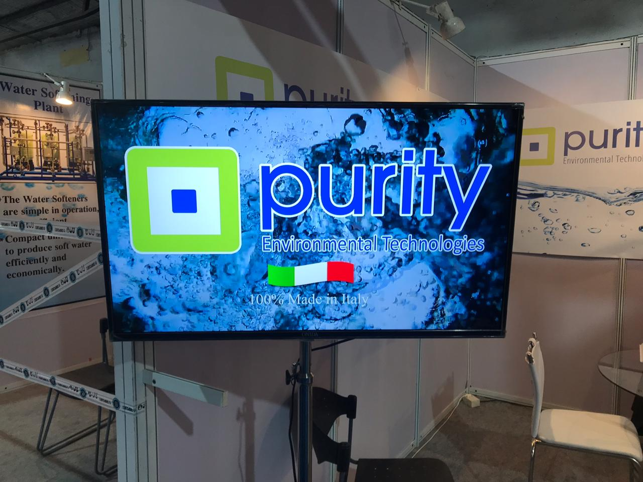 Purity Waste Water Treatment Expo